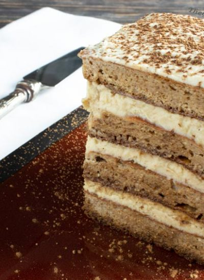 guilt free Easy Keto Tiramisu in just 15 minutes! thegestationaldiabetic.com