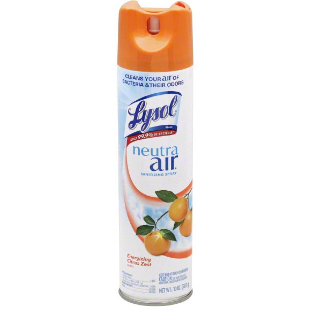 how to avoid getting sick. lysol spray. thegestationaldiabetic.com
