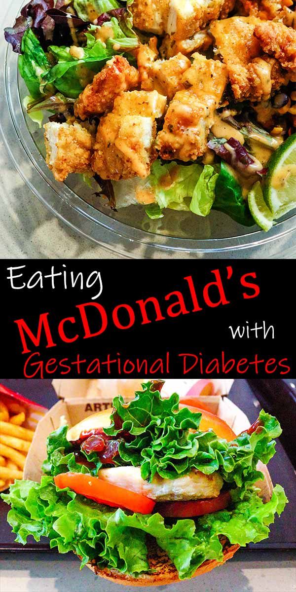 McDonald's Low Carb Options for Gestational Diabetes - The